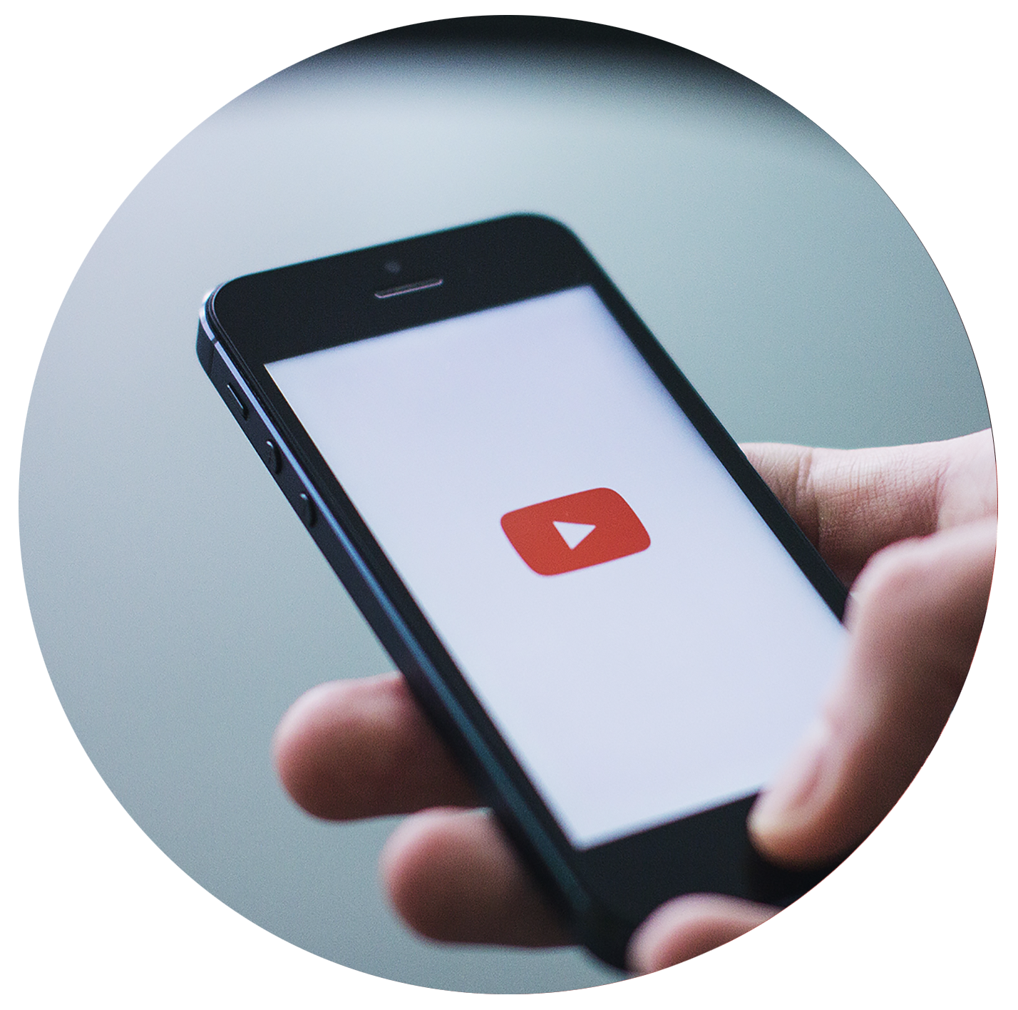 Youtube video on mobile phone