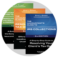 IRS collections Tax Resolution Books